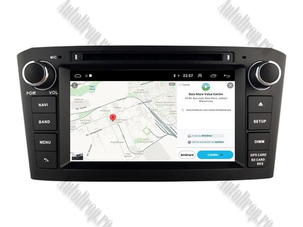 Navigatie Dedicata Toyota Avensis 4+64GB-B | AutoDrop.ro 14