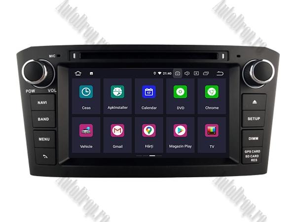 Navigatie Dedicata Toyota Avensis 4+64GB-B | AutoDrop.ro 1