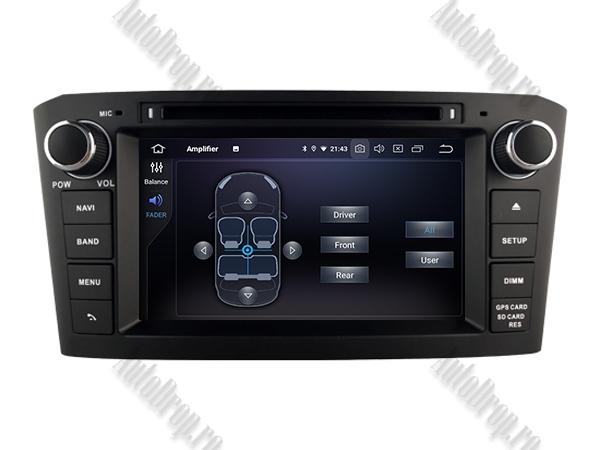 Navigatie Dedicata Toyota Avensis 4+64GB-B | AutoDrop.ro 6
