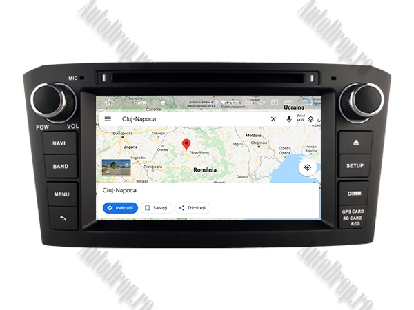 Navigatie Dedicata Toyota Avensis(2005-2008) cu Android [14]
