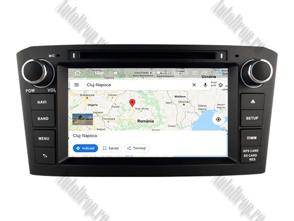 Navigatie Dedicata Toyota Avensis 4+64GB-B | AutoDrop.ro 15