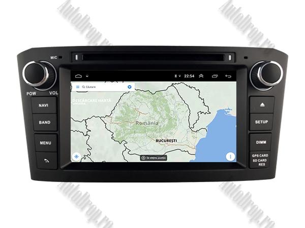 Navigatie Dedicata Toyota Avensis 4+64GB-B | AutoDrop.ro 13