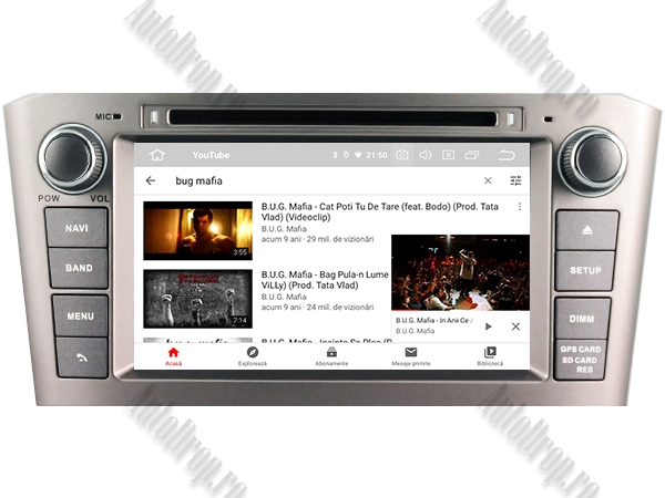 Navigatie Dedicata Toyota Avensis 2-16GB | AutoDrop.ro [11]