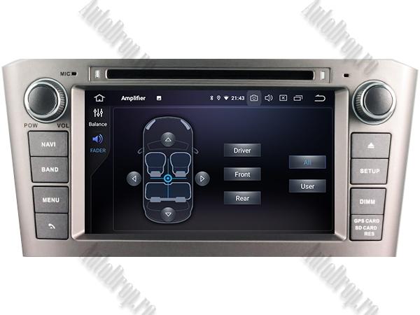 Navigatie Dedicata Toyota Avensis 4-64GB | AutoDrop.ro 6