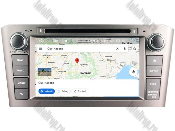 Navigatie Dedicata Toyota Avensis 4-64GB | AutoDrop.ro 12