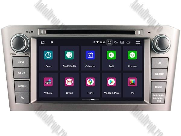 Navigatie Dedicata Toyota Avensis 4-64GB | AutoDrop.ro 1