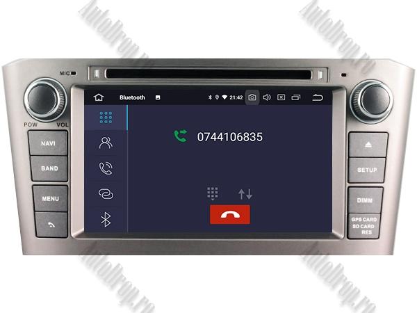 Navigatie Dedicata Toyota Avensis 4-64GB | AutoDrop.ro 5