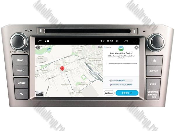 Navigatie Dedicata Toyota Avensis 4-64GB | AutoDrop.ro 15