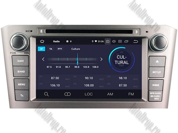 Navigatie Dedicata Toyota Avensis 2-16GB | AutoDrop.ro [3]