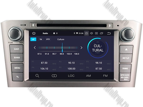 Navigatie Dedicata Toyota Avensis 4-64GB | AutoDrop.ro 3