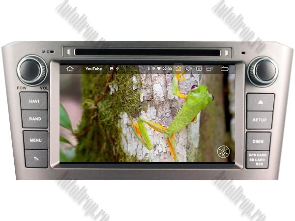 Navigatie Dedicata Toyota Avensis 4-64GB | AutoDrop.ro 10