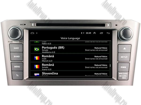 Navigatie Dedicata Toyota Avensis 2-16GB | AutoDrop.ro [7]