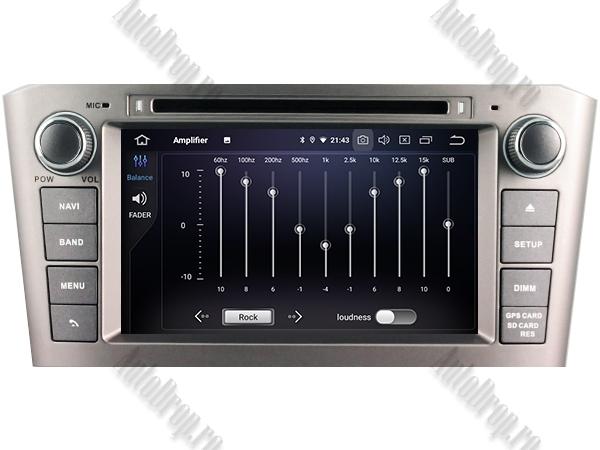 Navigatie Dedicata Toyota Avensis 4-64GB | AutoDrop.ro 7