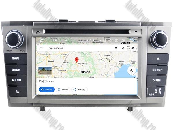 Navigatie Toyota Avensis 2008-2013 PX5 Gri | AutoDrop.ro [14]