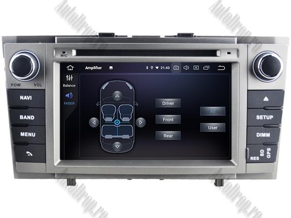 Navigatie Toyota Avensis 2008-2013 PX5 Gri | AutoDrop.ro [5]
