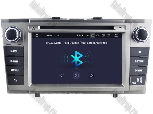 Navigatie Toyota Avensis 2008-2013 PX5 Gri | AutoDrop.ro [4]