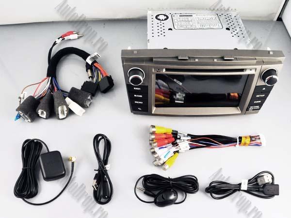Navigatie Toyota Avensis 2008-2013 PX5 Gri | AutoDrop.ro [15]