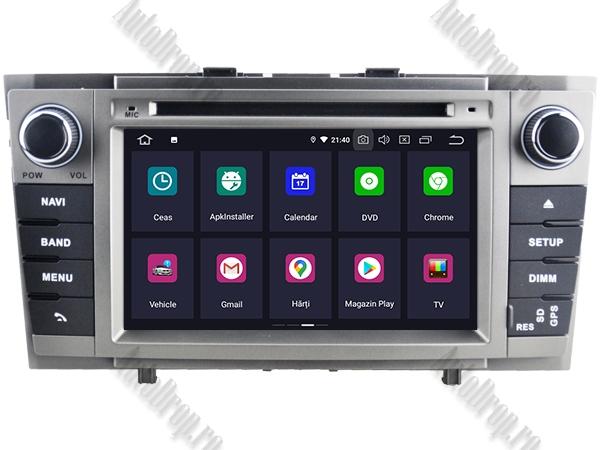 Navigatie Toyota Avensis 2008-2013 PX5 Gri | AutoDrop.ro [2]