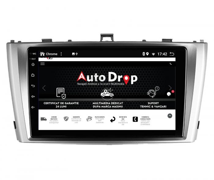 Navigatie Android 10 Toyota Avensis PX6 | AutoDrop.ro [7]