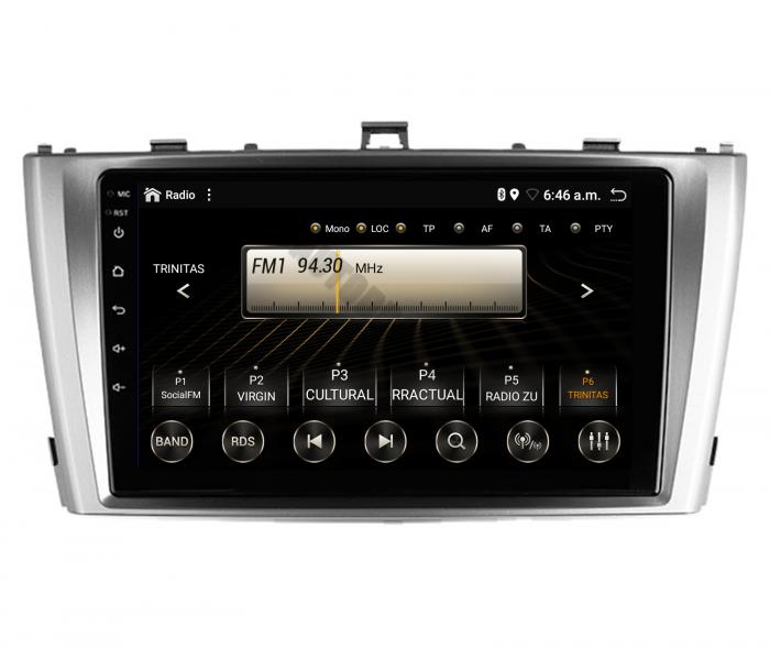 Navigatie Android 10 Toyota Avensis PX6 | AutoDrop.ro [3]
