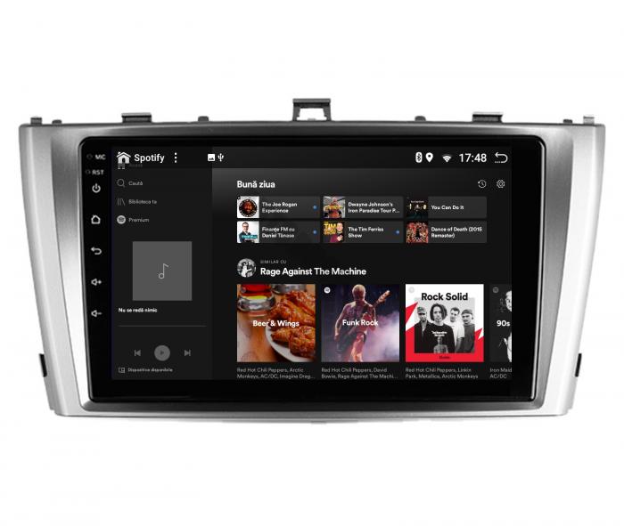 Navigatie Android 10 Toyota Avensis PX6 | AutoDrop.ro [8]