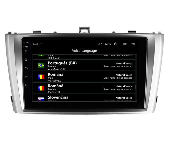 Navigatie Android 10 Toyota Avensis PX6 | AutoDrop.ro [5]