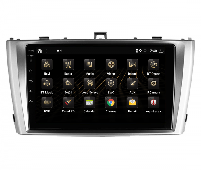 Navigatie Android 10 Toyota Avensis PX6 | AutoDrop.ro [13]