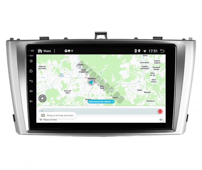 Navigatie Android 10 Toyota Avensis PX6 | AutoDrop.ro [9]