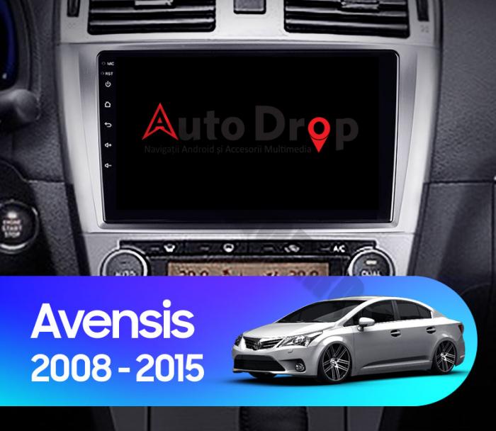 Navigatie Android 10 Toyota Avensis PX6 | AutoDrop.ro [16]