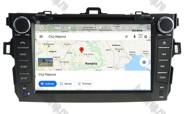 Navigatie Dedicata Toyota Corolla 2007-2011 PX30 | AutoDrop.ro 13