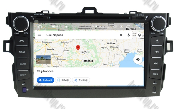 Navigatie Dedicata Toyota Corolla 2007-2011 PX5 | AutoDrop.ro 13