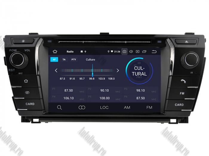 Navigatie Dedicata Toyota Corolla 2014 PX30 | AutoDrop.ro 3