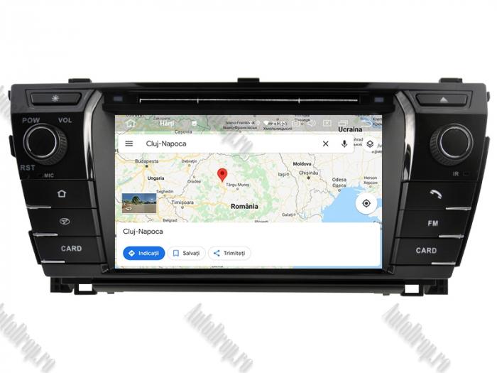 Navigatie Dedicata Toyota Corolla 2014 PX5 | AutoDrop.ro 15