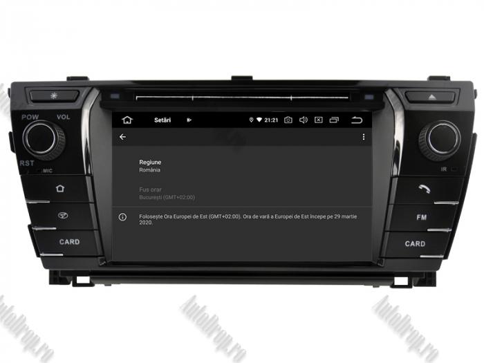 Navigatie Dedicata Toyota Corolla 2014 PX5 | AutoDrop.ro 12