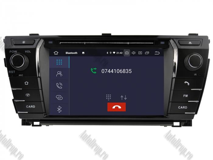 Navigatie Dedicata Toyota Corolla 2014 PX5 | AutoDrop.ro 5