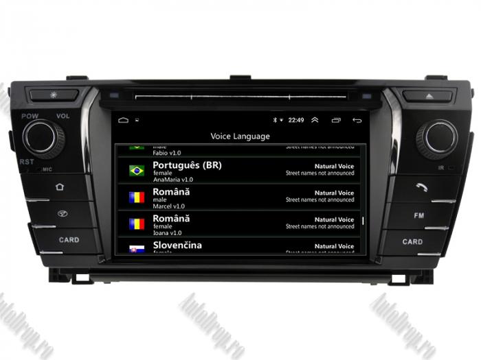 Navigatie Dedicata Toyota Corolla 2014 PX30 | AutoDrop.ro 10
