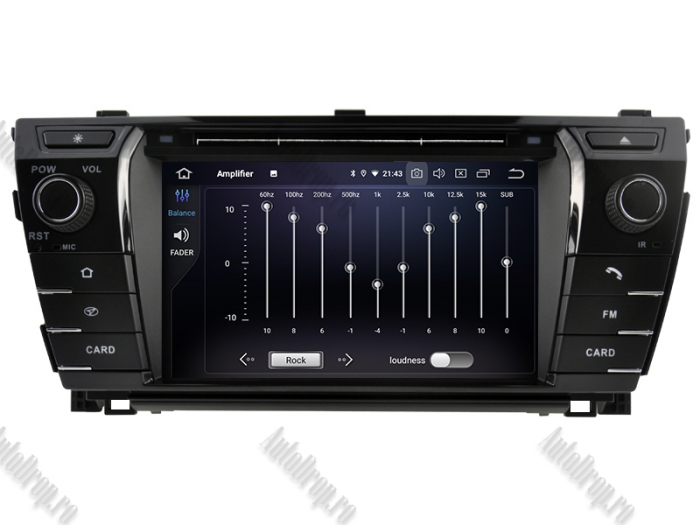 Navigatie Dedicata Toyota Corolla 2014 PX5 | AutoDrop.ro 7