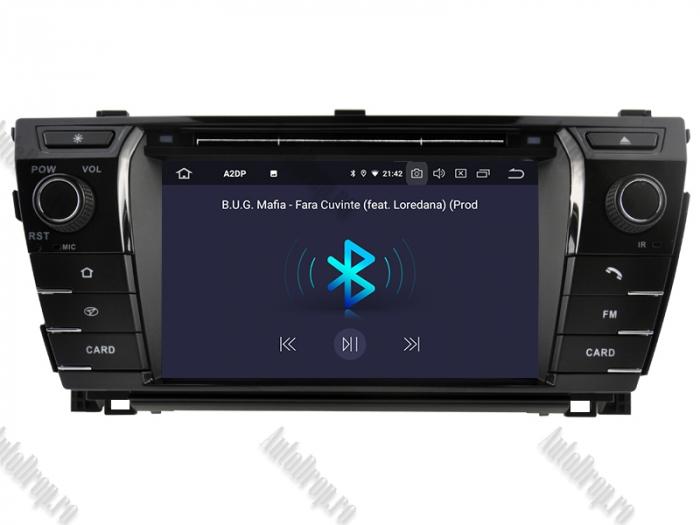 Navigatie Dedicata Toyota Corolla 2014 PX30 | AutoDrop.ro 4