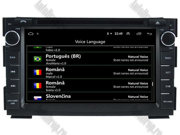 Navigatie Dedicata Kia CEED 2009+ FL 4+64GB | AutoDrop.ro 6