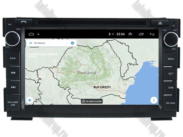 Navigatie Dedicata Kia CEED 2009+ FL 4+64GB | AutoDrop.ro 12