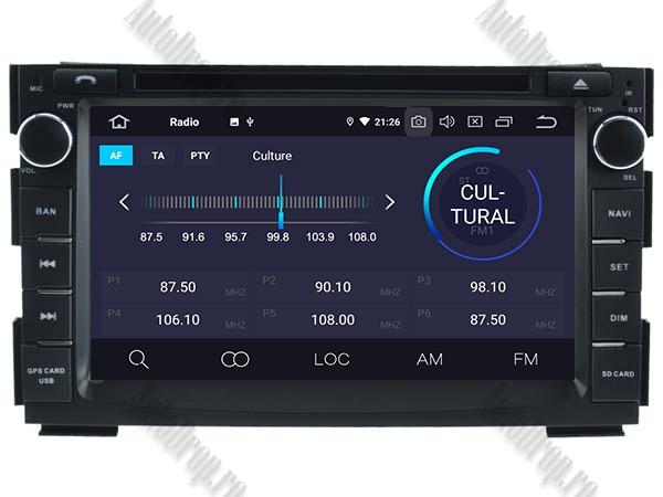 Navigatie Dedicata Kia CEED 2009+ FL 4+64GB | AutoDrop.ro 3