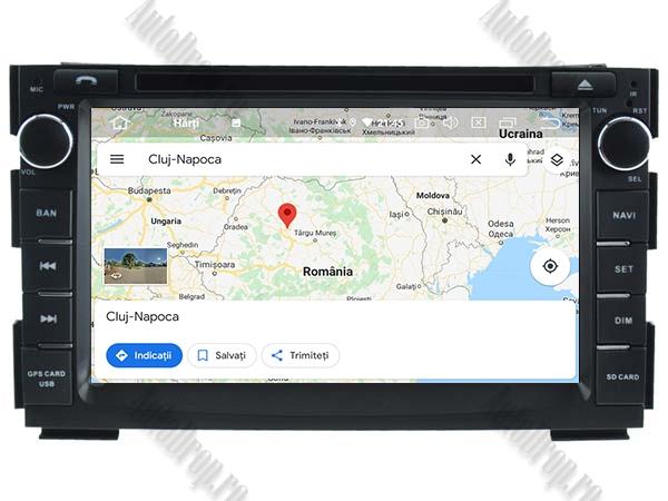 Navigatie Dedicata Kia CEED 2009+ FL 4+64GB | AutoDrop.ro 14