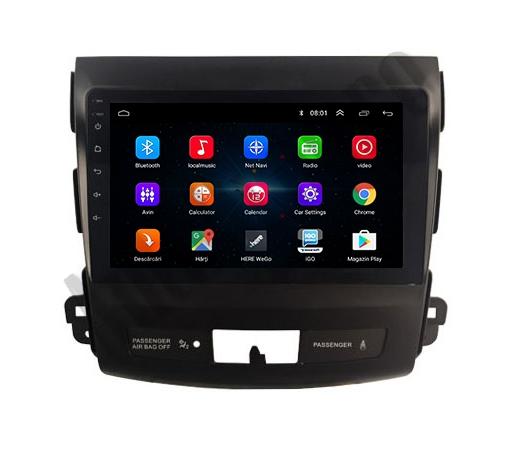 Navigatie Android Outlander 2+32GB | AutoDrop.ro 1