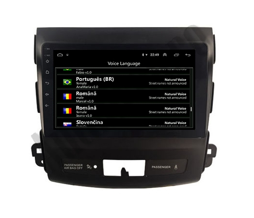 Navigatie Android Outlander 2+32GB | AutoDrop.ro 12