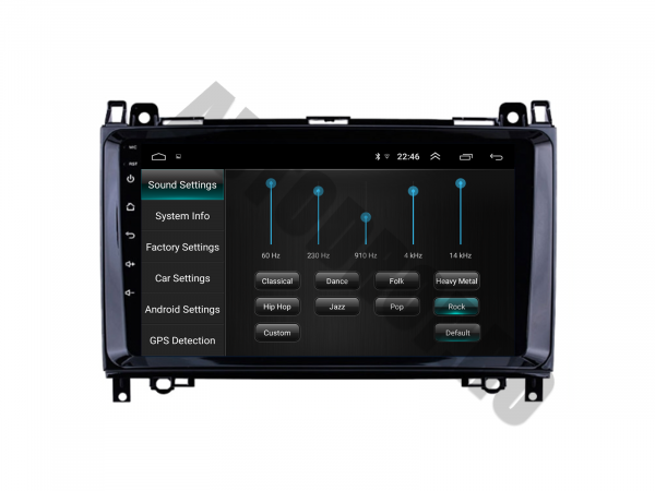 Navigatie Android Sprinter, Crafter 1+16GB | AutoDrop.ro 4