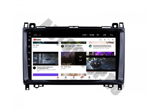 Navigatie Android Sprinter, Crafter 1+16GB | AutoDrop.ro 9