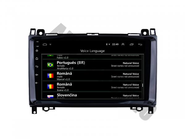 Navigatie Android Sprinter, Crafter 1+16GB | AutoDrop.ro 6