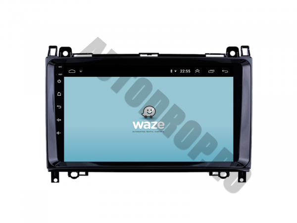 Navigatie Android Sprinter, Crafter 1+16GB | AutoDrop.ro 10