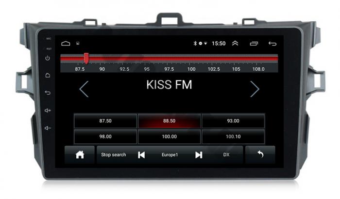 Navigatie Android Toyota Corolla 2+32GB   AutoDrop.ro 1