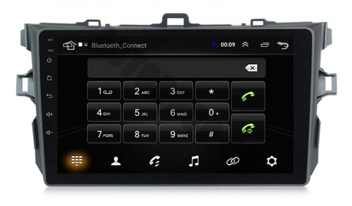 Navigatie Android Toyota Corolla 2+32GB   AutoDrop.ro 6